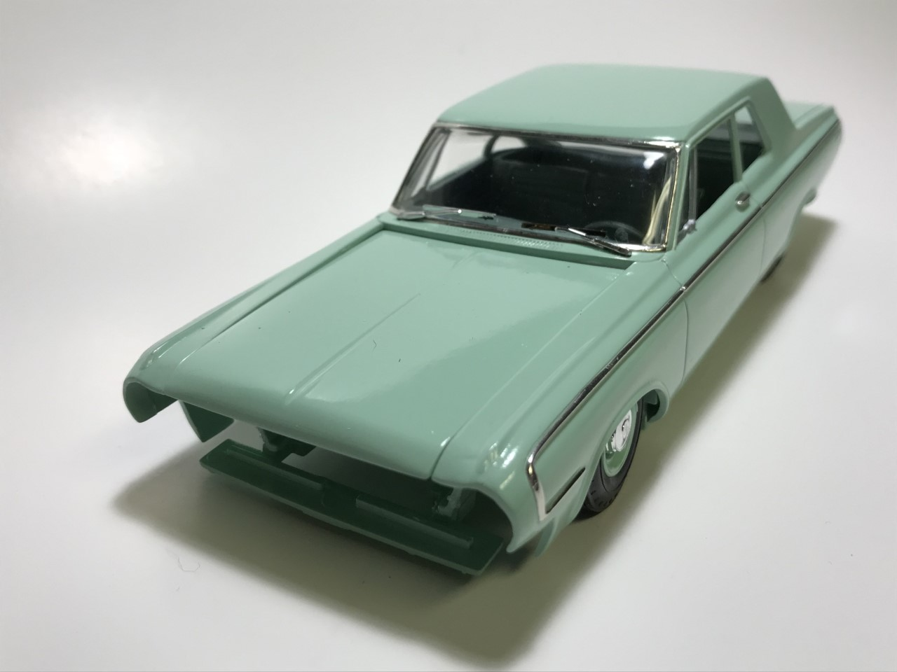 1964 Dodge 330 sedan in progress #5 Feb 5,2018.jpg