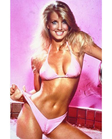 Opinion Bikini heather in locklear