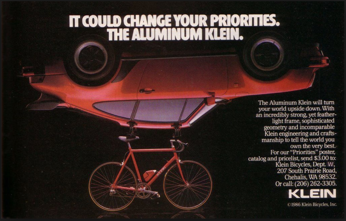 KLEIN bicycle ad Porsche Turbo.jpg