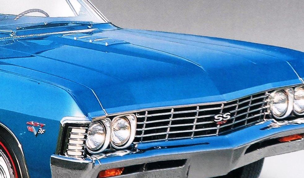 67 Impala ss - Grille, Badge, Hood detail.jpg