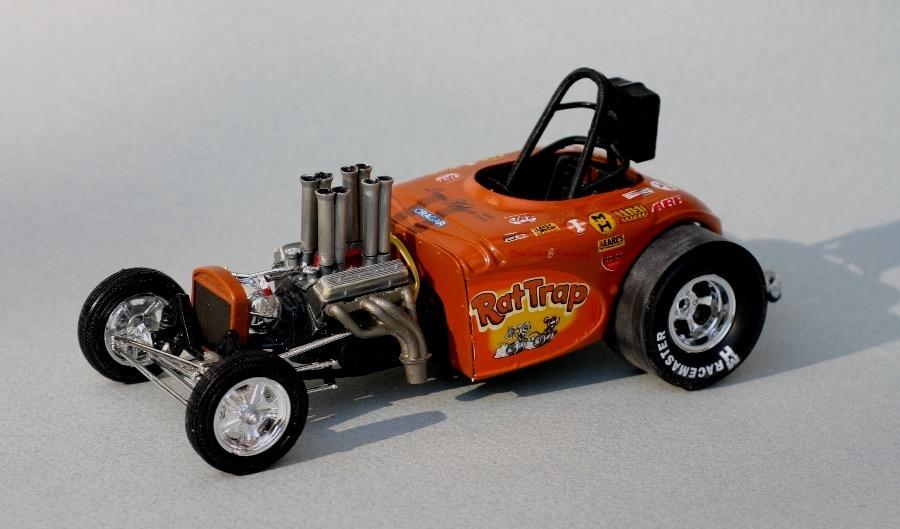 Phantom Bantam - Drag Racing Models - Model Cars Magazine Forum