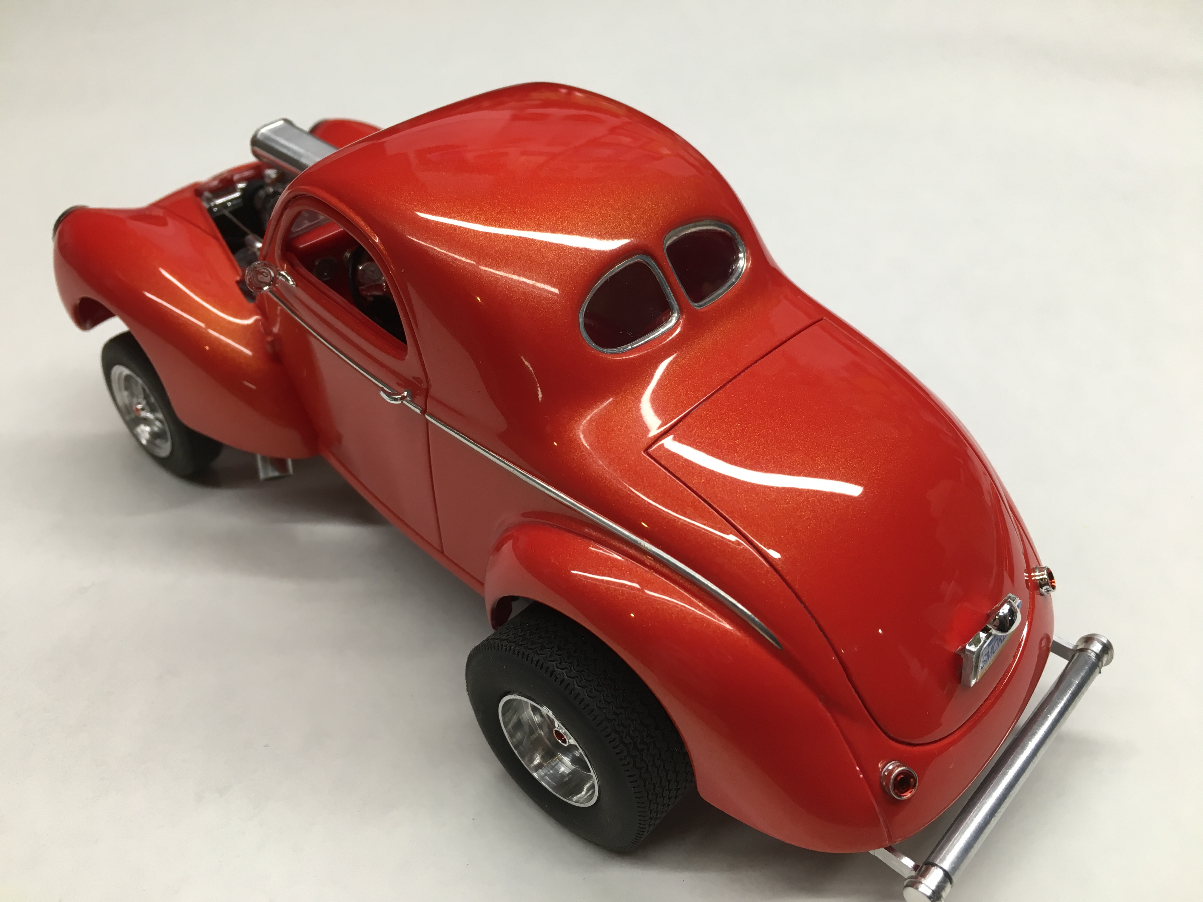 Patreon channel Willys - Drag Racing Models - Model Cars