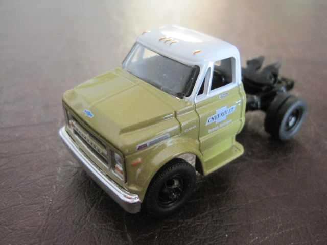 67 72 Chevy Truck Forum >> 67 72 Chevy C 60 Truck Aftermarket Resin Model Cars Magazine