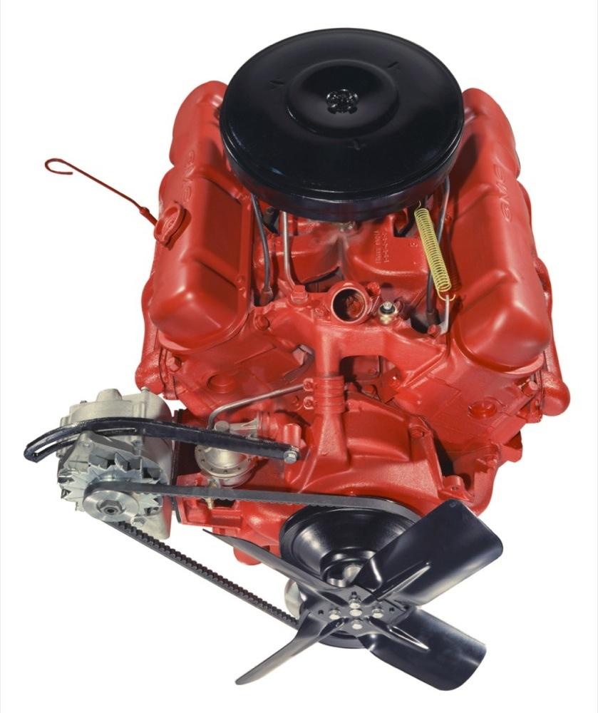 1960 U0026 39 S Gmc V6 Engine Dimensions