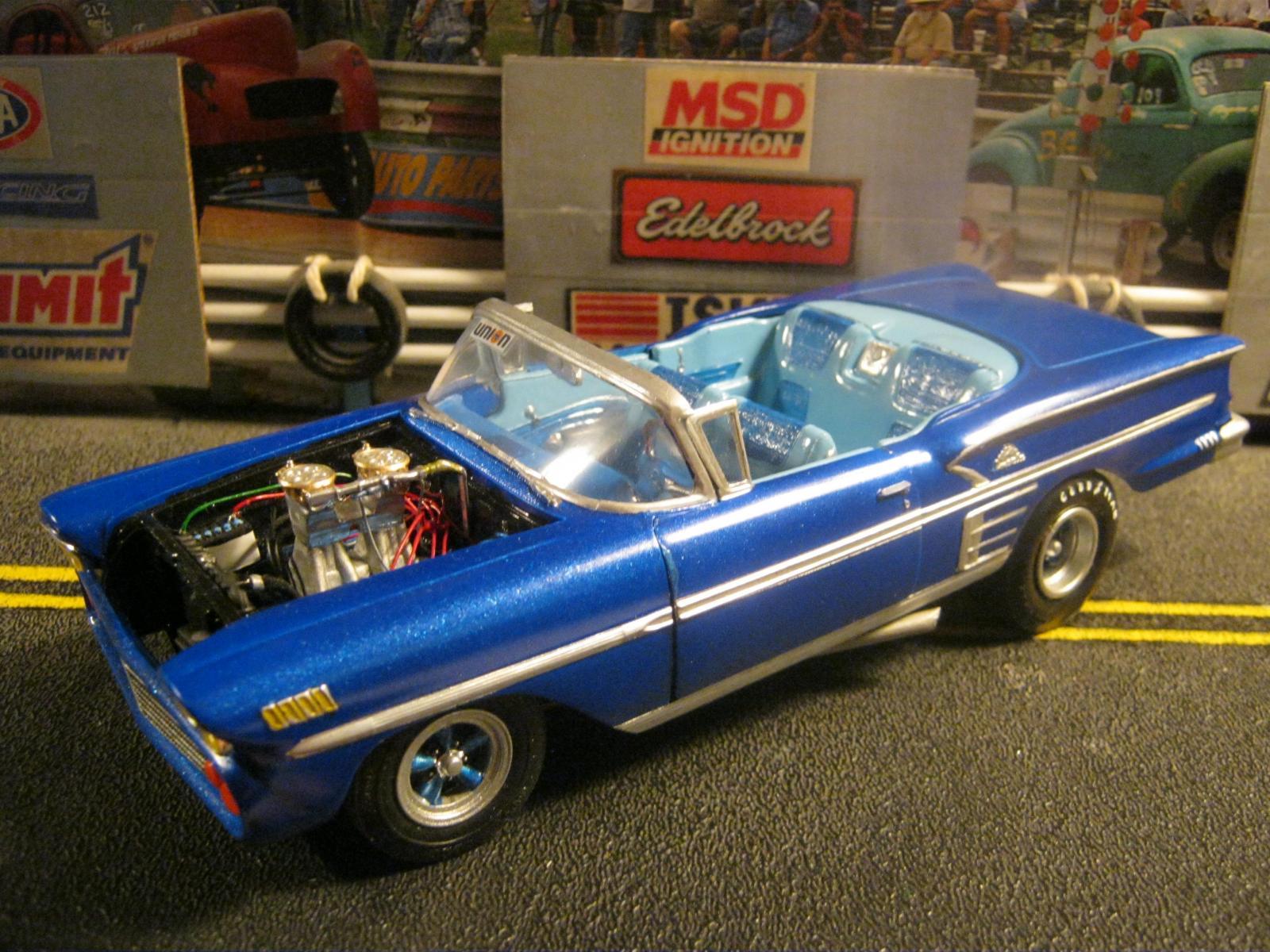 58 Impala Roadster - Model Cars Magazine Forum