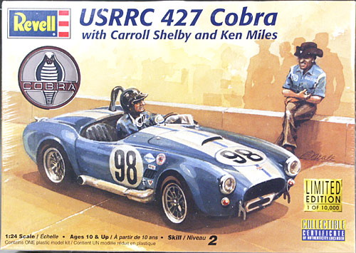 interesting the few cobra kits from us manufactures car kit news reviews model cars. Black Bedroom Furniture Sets. Home Design Ideas