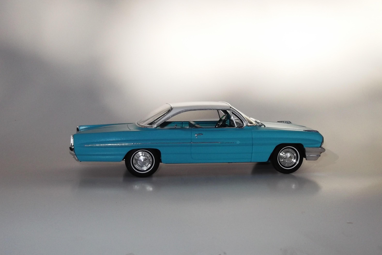 1961 Pontiac Catalina - Under Glass - Model Cars Magazine Forum