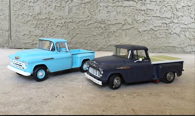 modeltruck57Chevys.PNG