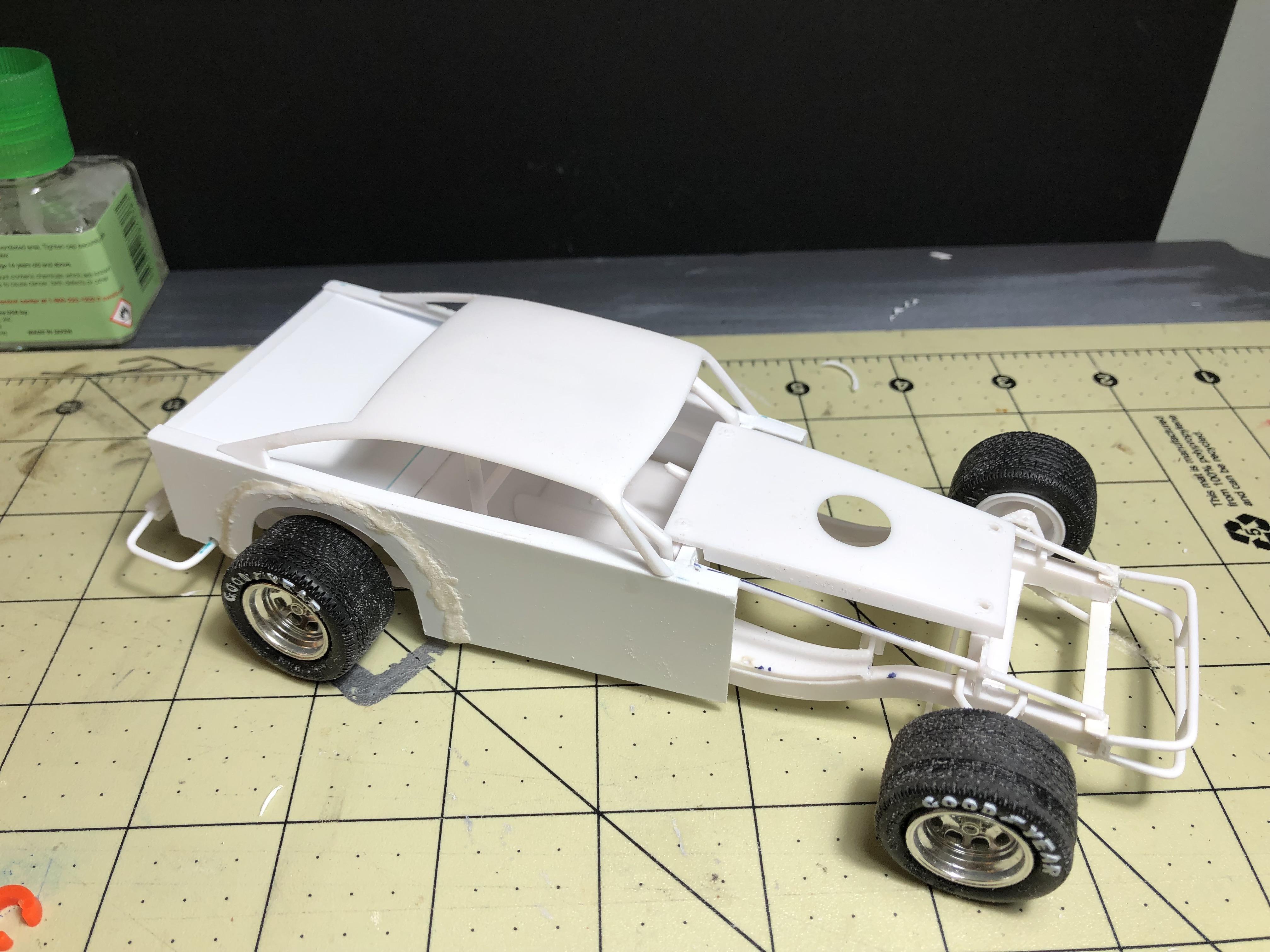 MPC Rat Trap Vega - On The Workbench - Model Cars Magazine Forum