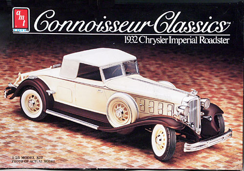 Image result for MPC 1932 Chrysler imperial