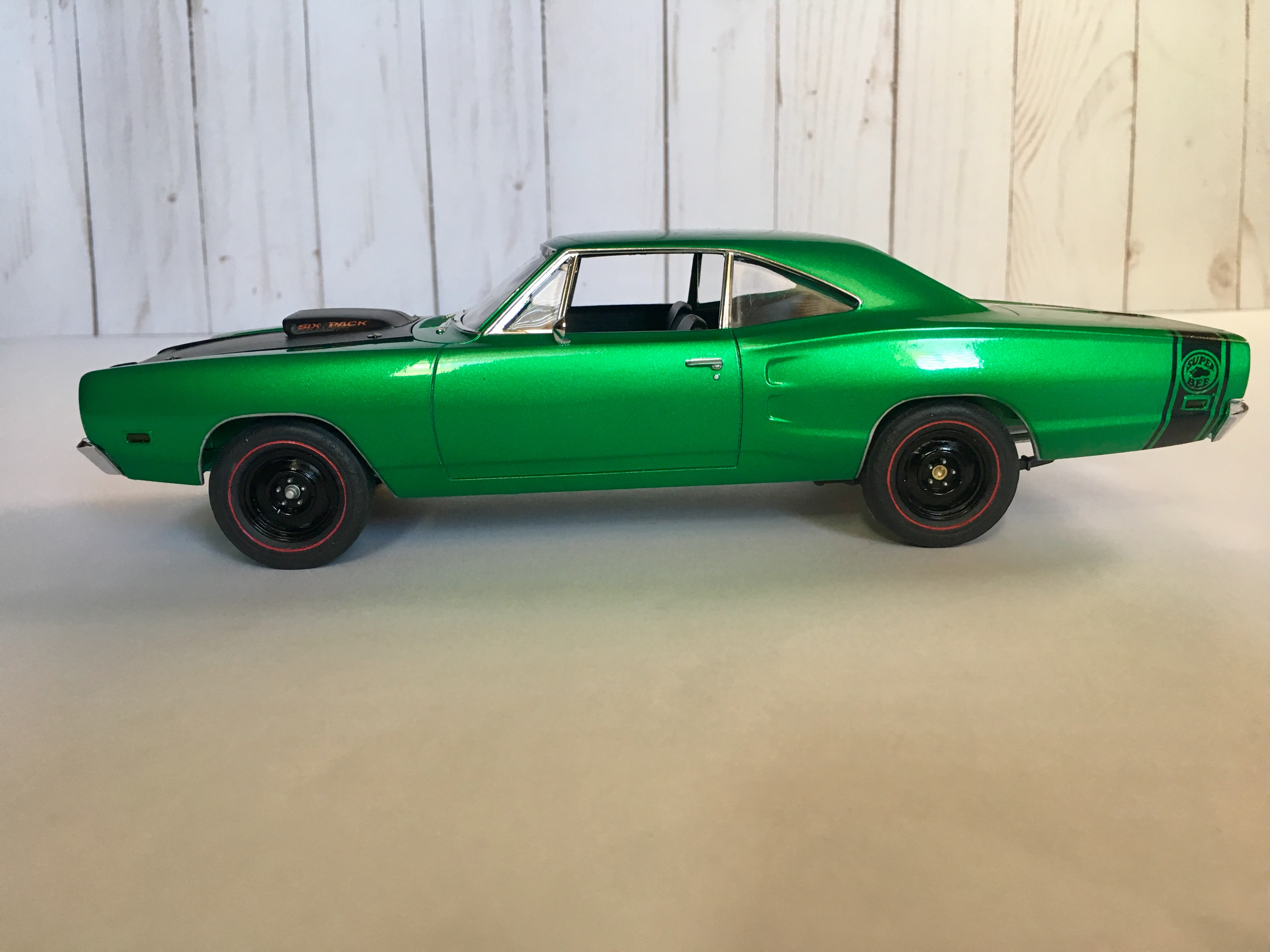 1969 1/2 A12 Super Bee - Under Glass - Model Cars Magazine Forum