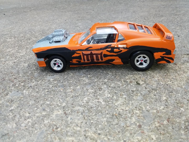 Rivited (custom 69 Mustang)