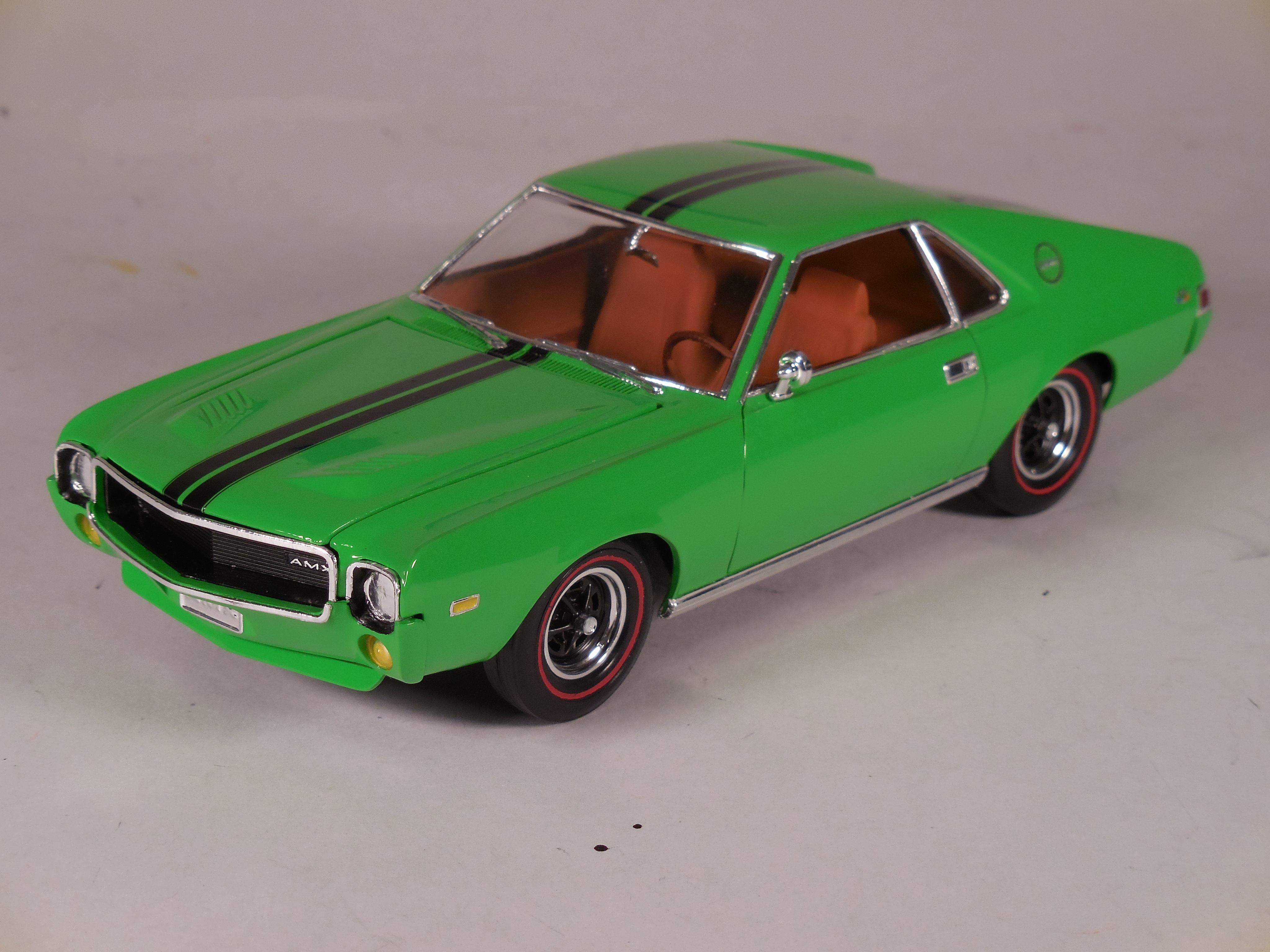 Any Sources For Resin Parts To Convert Johan '69 AMX To A