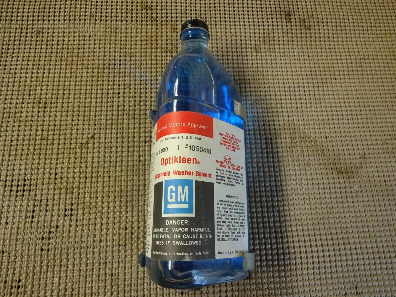 60 1961 1962 63 64 65 Buick Oldsmobile Pontiac Chevy Glass Washer Fluid Bottle.jpg