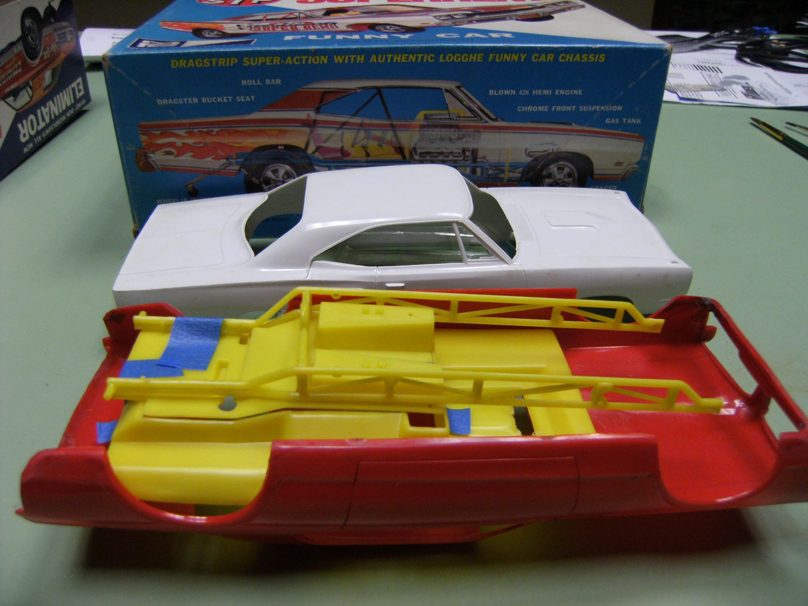 Best Logghe chassis - Drag Racing Models - Model Cars