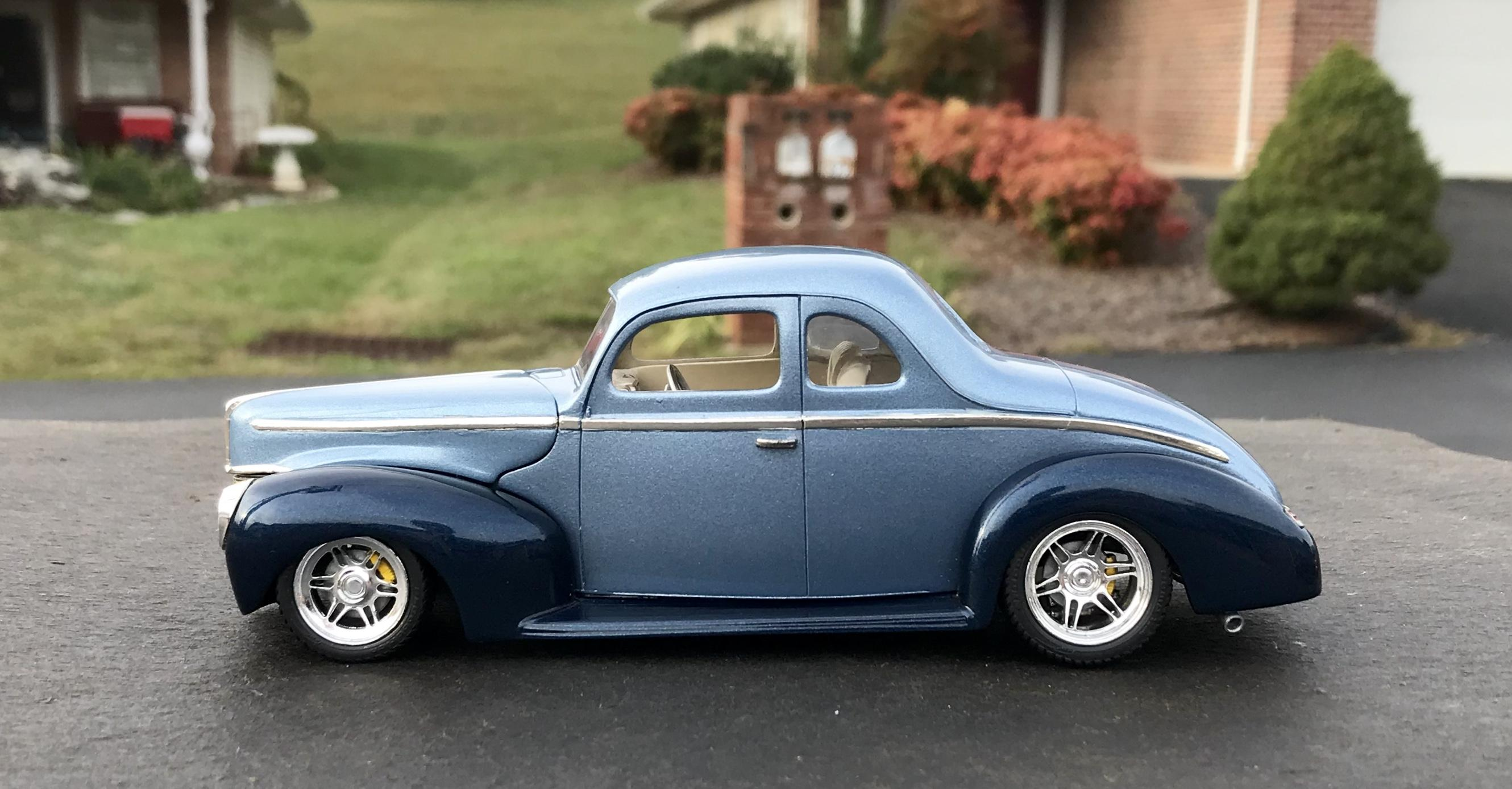 Amt 1940 Ford Coupe Model Cars Model Cars Magazine Forum