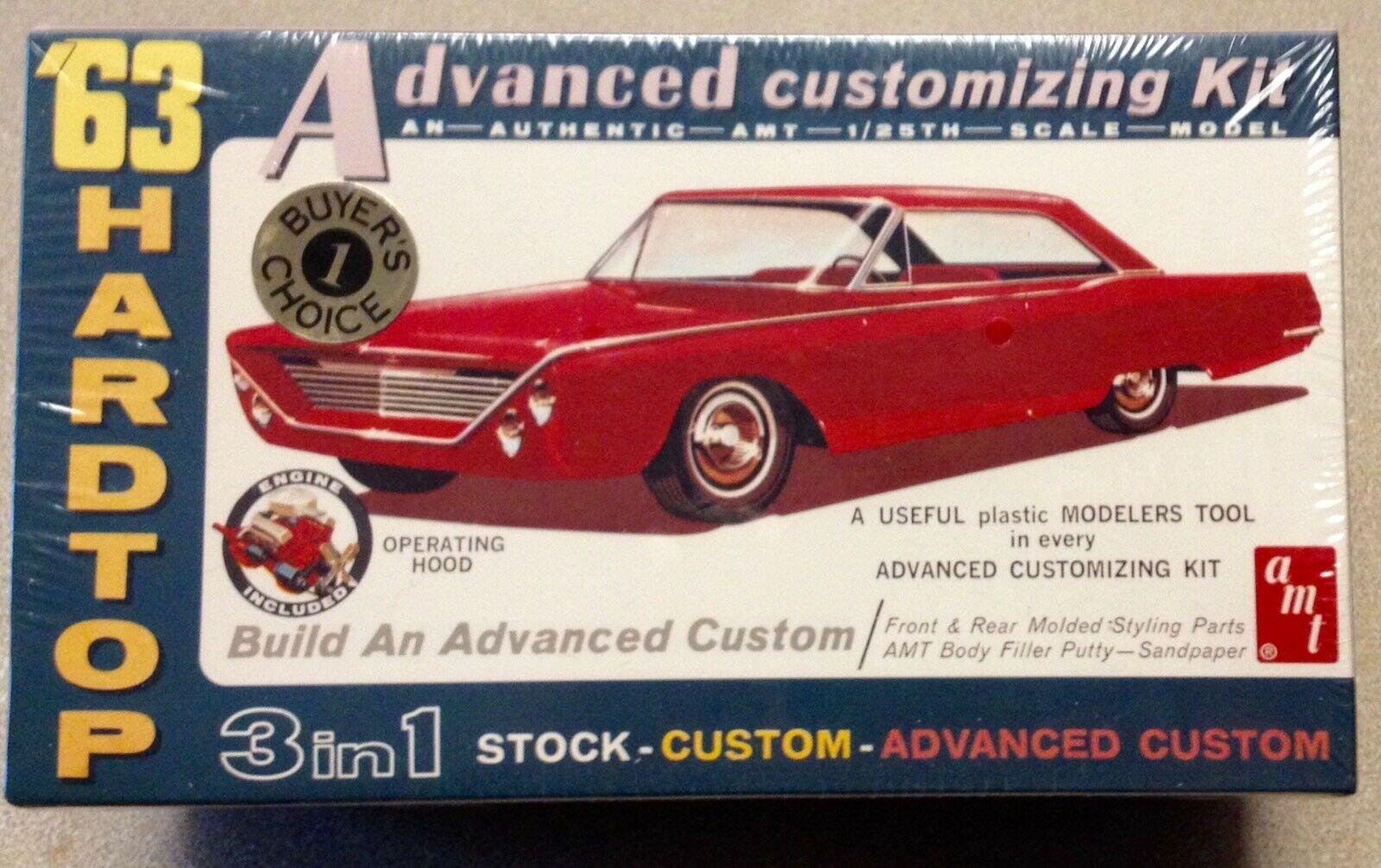 Vintage AMT Custom Plastic Model Grille /& Bumper Parts 1//25 Old Stock 1960s for sale online