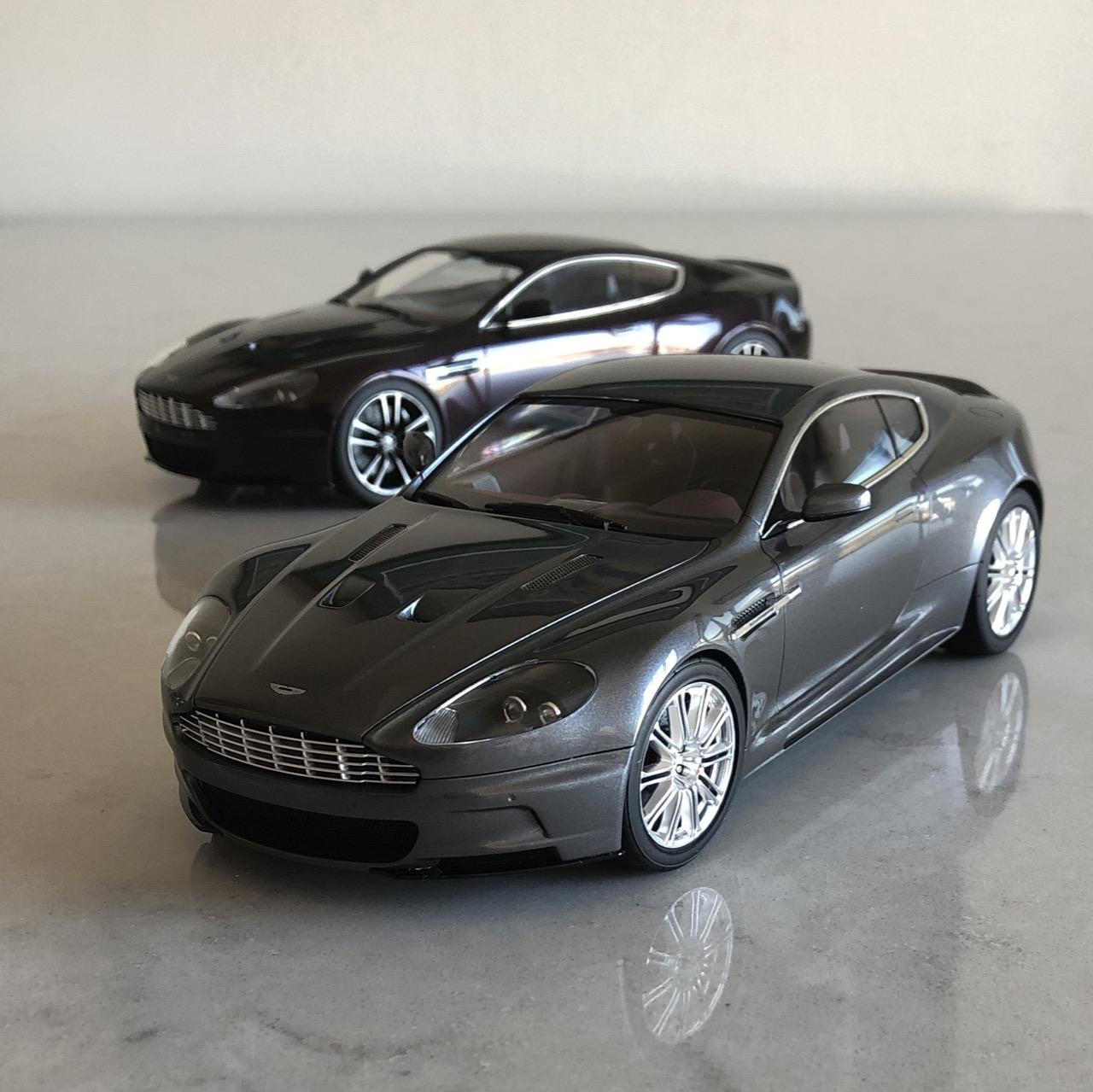 Tamiya Aston Martin Dbs Model Cars Model Cars Magazine Forum
