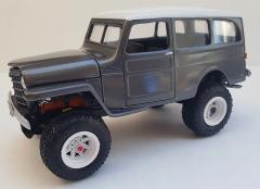 53' Jeep Wagon