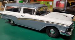 57' Ford Ranch Wagon