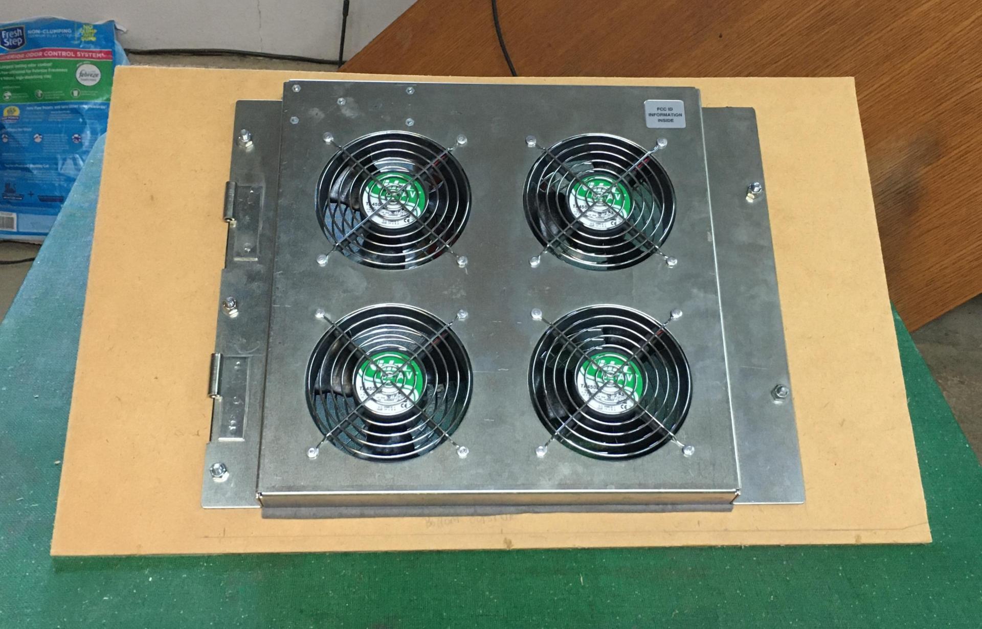 7) Discharge side of fan plate.JPG