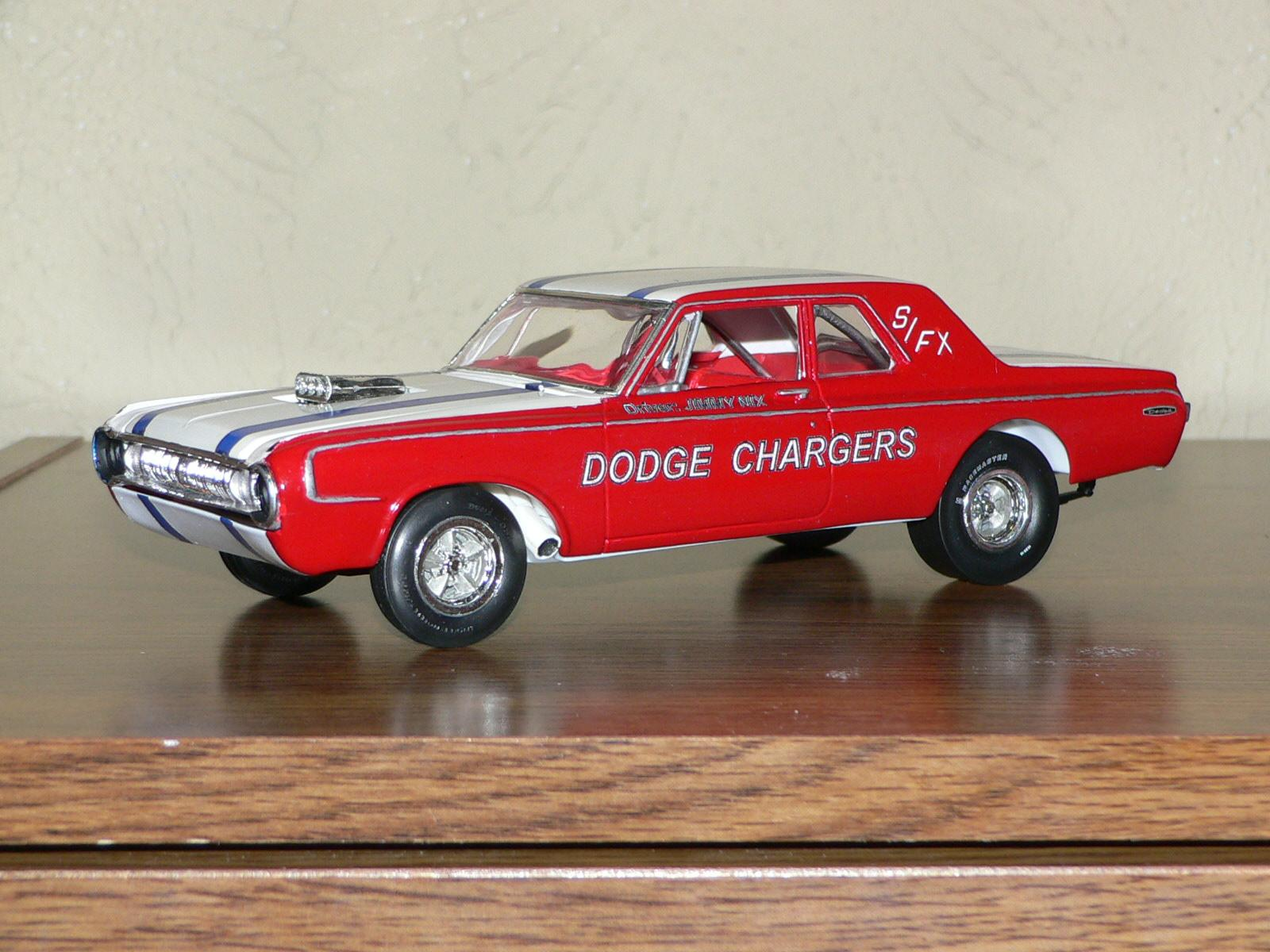 1964 Dodge Chargers Oct 2014 new decals.JPG