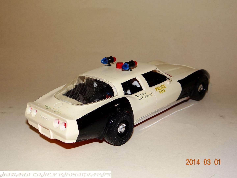 Chevrolet Corvette America Police car 002.JPG