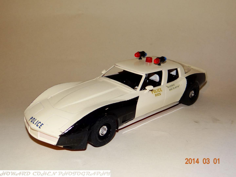 Chevrolet Corvette America Police car 001.JPG