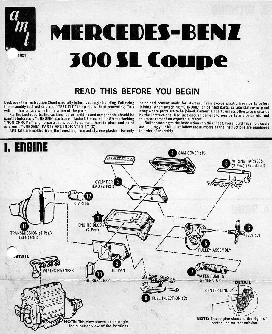 In Line 6 Cylinder Engines, What Kits Have Them?