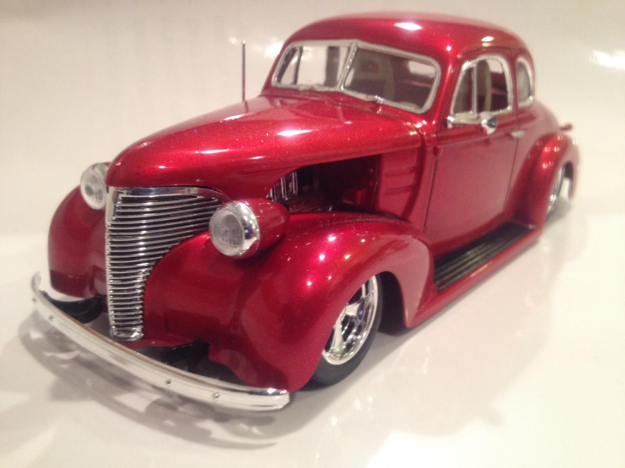 Used Cars Charleston Sc >> 39 Chevy coupe - Under Glass - Model Cars Magazine Forum