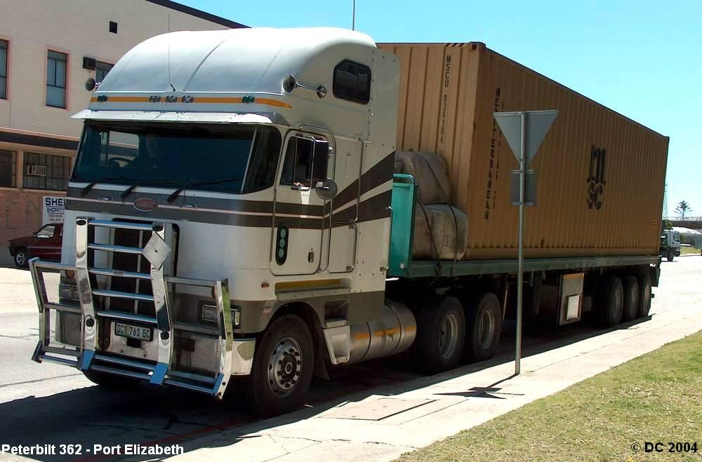 A different looking Peterbilt coe - The Truck Stop - Model