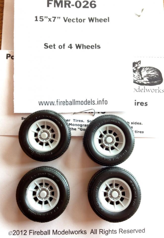 Image result for fireball modelworks vector wheels