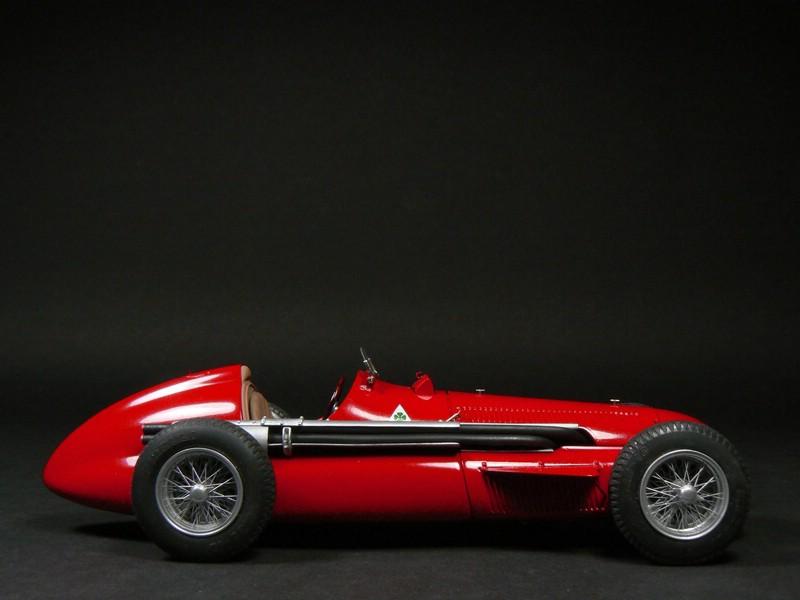 1951 Alfa Romeo Tipo 159 Alfetta Gp Champion 1951 1 20