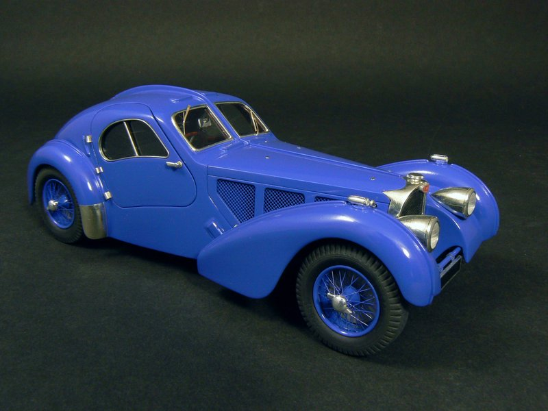 Bill Hood Used Cars >> 1937 Bugatti Atlantic 57 S - Mother of all Sports Cars ...