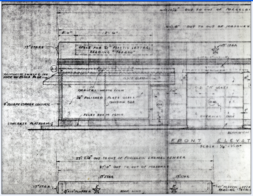 1959 texaco gas station blueprints build it yourself dioramas post 12159 0 85445500 1374184041thumbj malvernweather Images