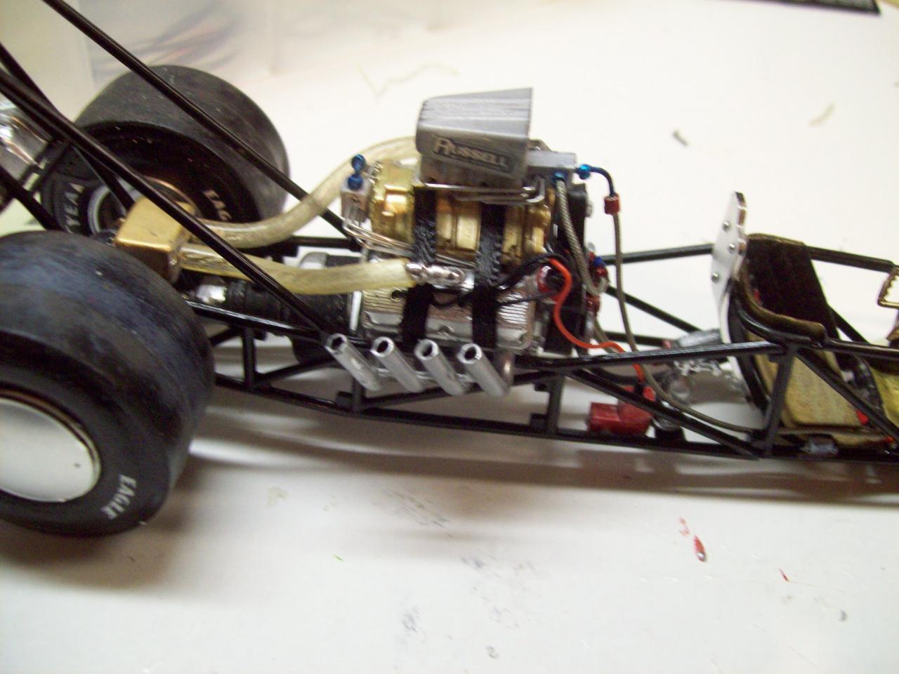 swamp rat xxx build - drag racing models