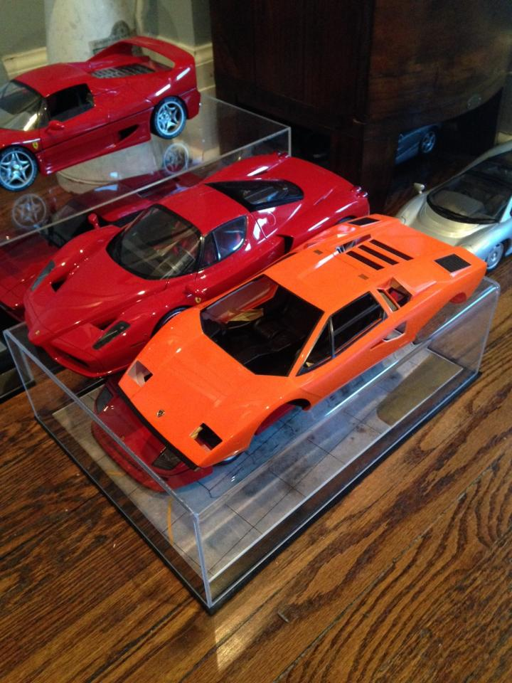 1 12 entex lamborghini countach completed finally under glass model cars magazine forum. Black Bedroom Furniture Sets. Home Design Ideas