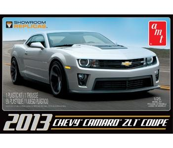 Amt 2013 camaro zl1 car kit news reviews model cars for Duran detail auto body