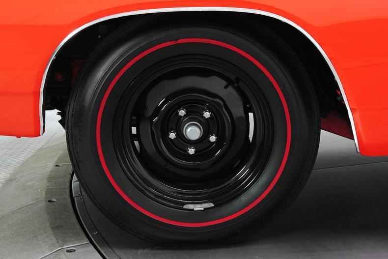 Dodge Amp Plymouth A12 Steel Wheels Car Aftermarket