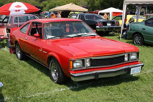Non-Road-Runner: 1980 Plymouth Volaré