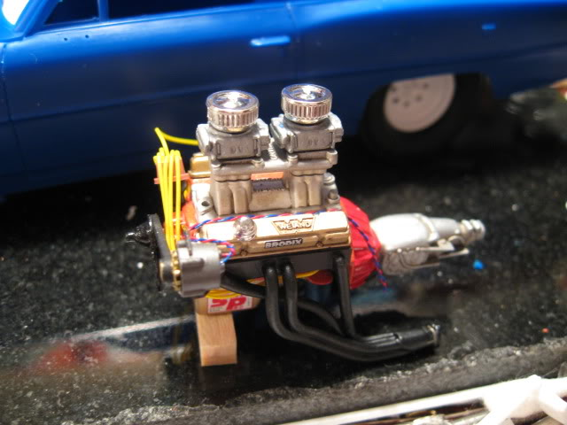 Detailing Weathering Engines Tips Tricks And Tutorials