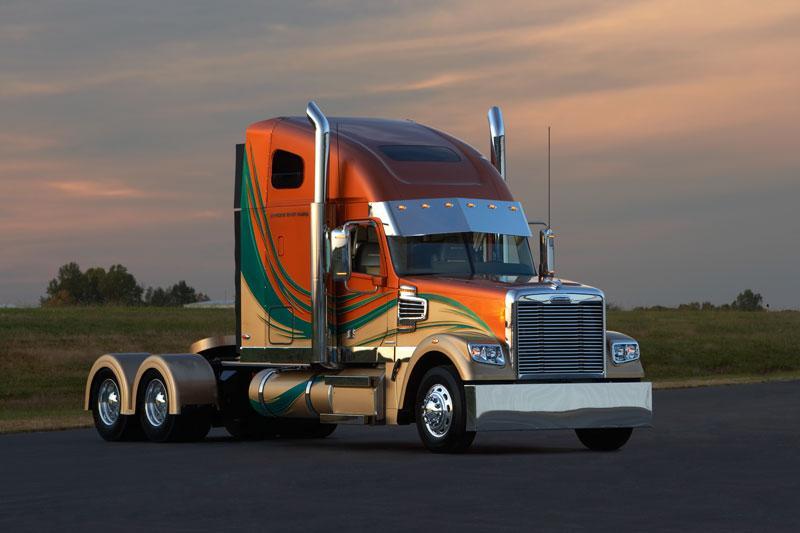 2013 Freightliner Cascadia >> A&N model trucks 2012 Freightliner Coronado - Truck Aftermarket / Resin - Model Cars Magazine Forum
