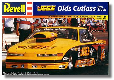 early 90s oldsmobile pro stock detail pics needed - WIP ...