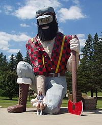 Paul Bunyan&#39;s Photo