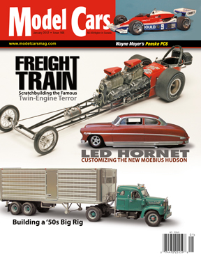 Issue 165 Model Cars Magazine