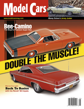 Model Cars Magazine Issue #168