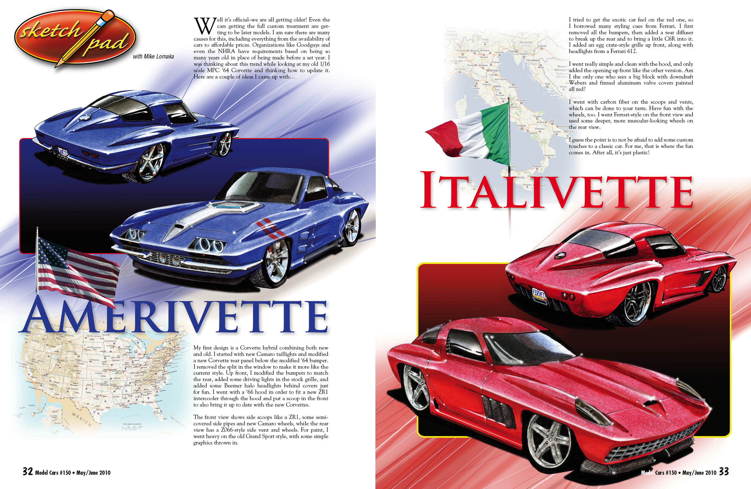 Sketchpad archives page 2 of 2 model cars magazine for Sketchpad com