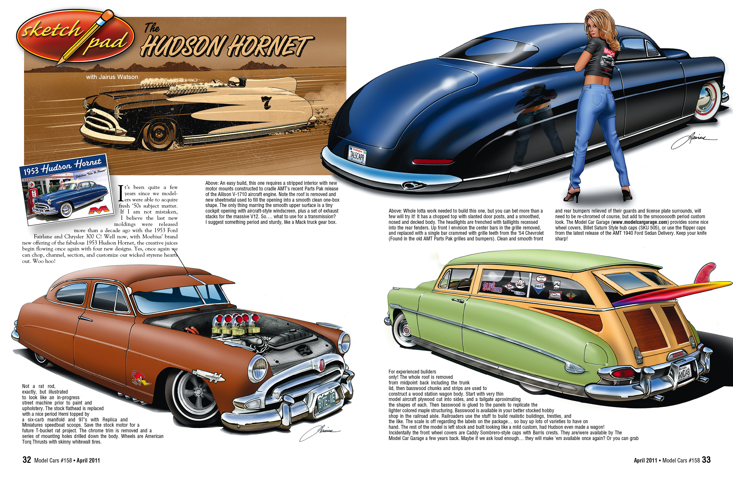 Sketchpad archives model cars magazine for Sketchpad com