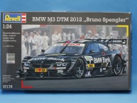 "Revell/Germany BMW M3 DTM 2012, ""Bruno Spengler"""