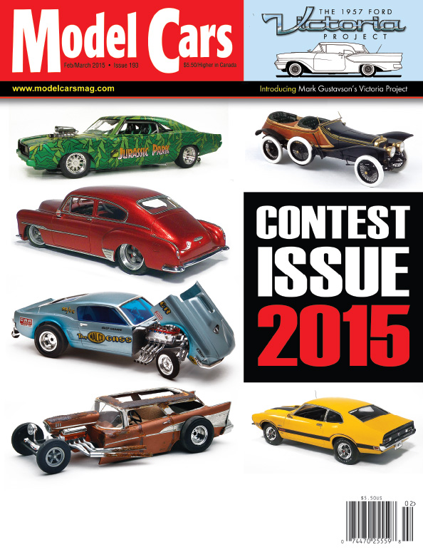 Back Issues Model Cars Magazine
